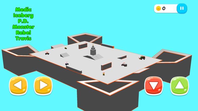 Toy Cars Arena 3D screenshot-3