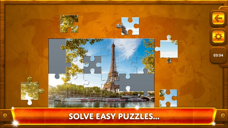 Jigsaw Puzzles Travel