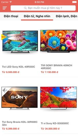 Chọn Giá Đúng - app tư vấn mua sắm và so sánh giá