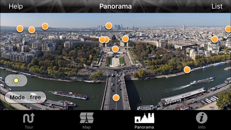 Tour Eiffel, Official Visitor Guide HD screenshot-4