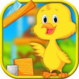 Save the Chicken - Brain Challenge Game