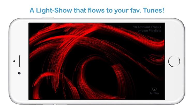 Gravitarium Live - Music Visualizer + screenshot-0