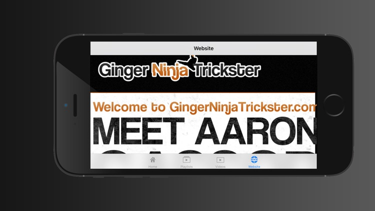 Ginger Ninja Trickster screenshot-4