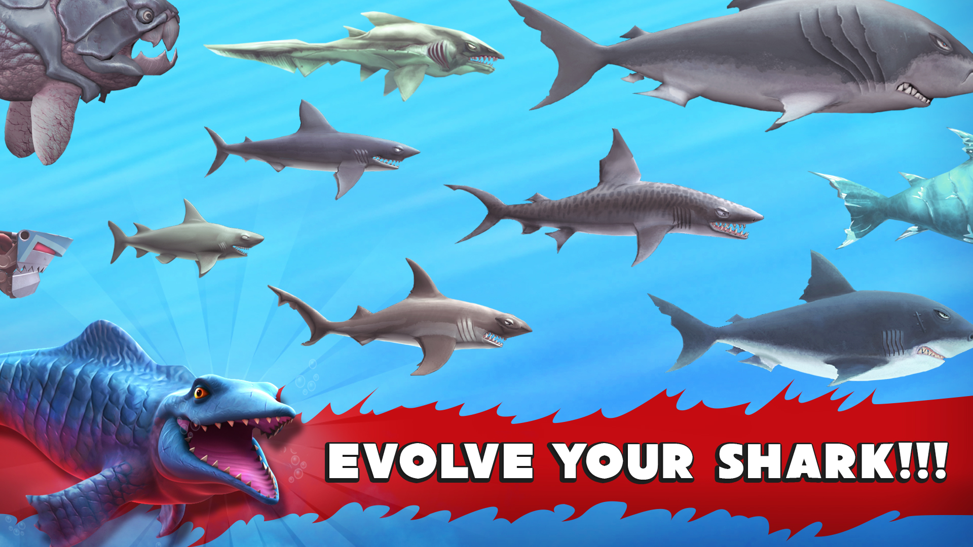 Hungry Shark Evolution screenshot 13