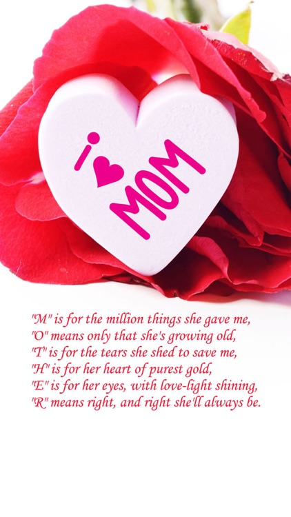 Mother's Day Picture Quotes - Greeting Cards & Images screenshot-3
