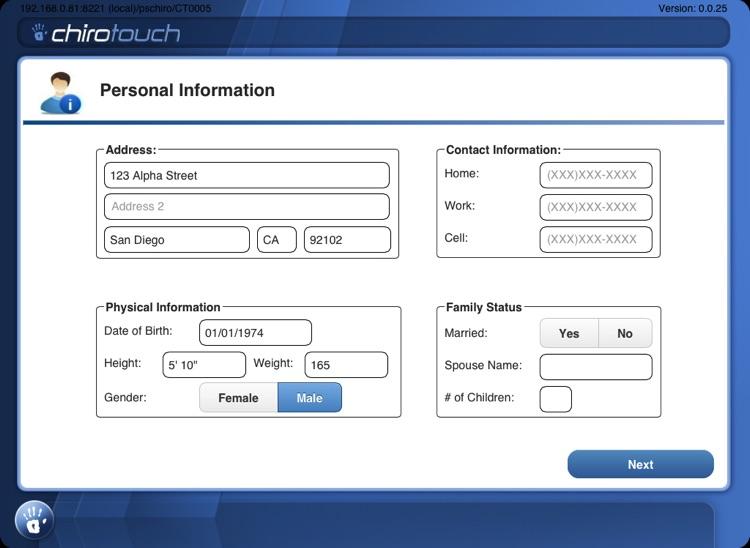 CT Intake Mobile 6.4 screenshot-3