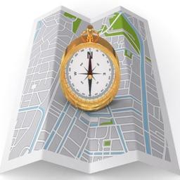 Map Compass - PRO