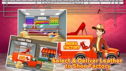 プリンセス靴工場 - デザイン、メイク&このメーカーのゲームで靴を飾ります紹介画像2