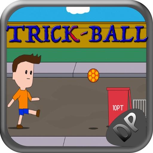 Trick Shot Ball - Football Game