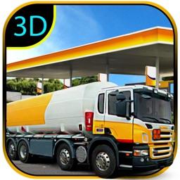 Oil Truck Simulator 2016