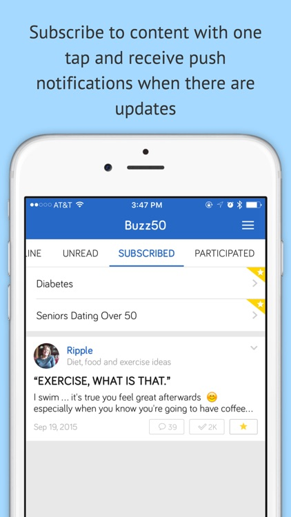 Buzz50 screenshot-3