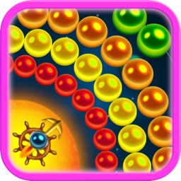 Bubble Popping Space Shooter - Super Ball Shooter Edition