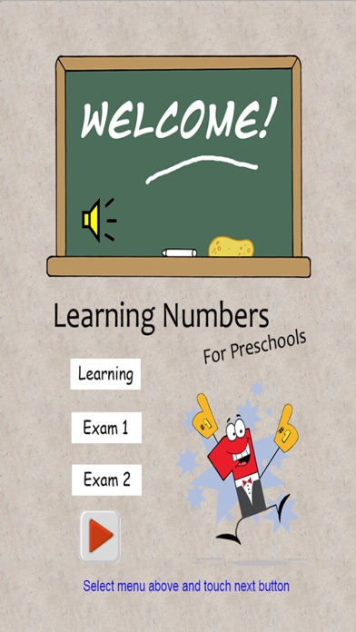 Learning Numbers 123 for Preschoolers - Math Educational screenshot one