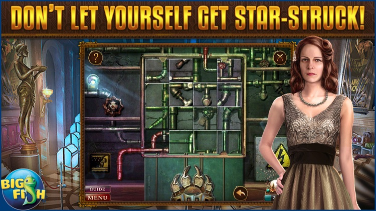 Final Cut: Fame Fatale - A Hidden Object Adventure (Full) screenshot-2