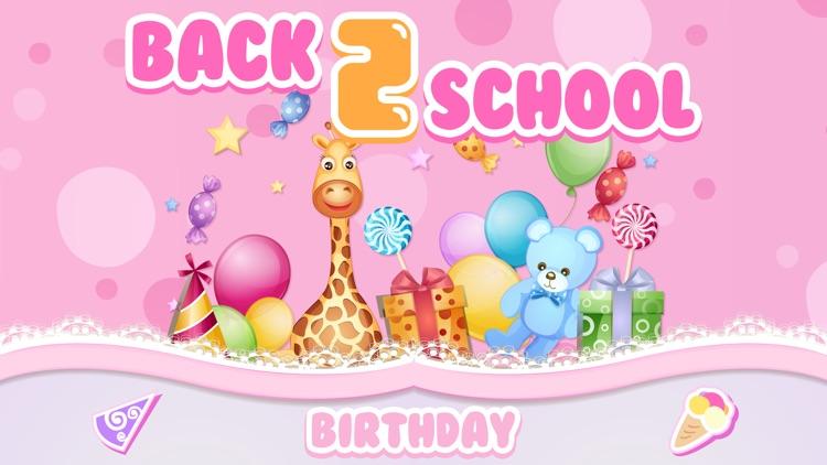 Back2School Birthday