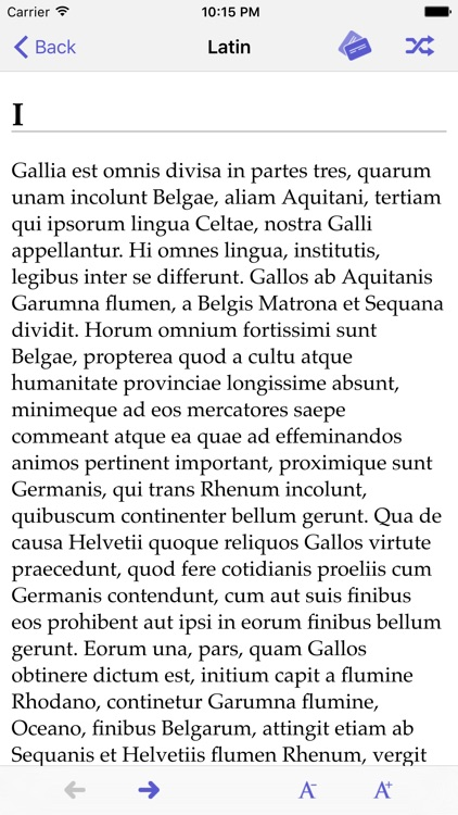 SPQR Latin Dictionary and Reader screenshot-4