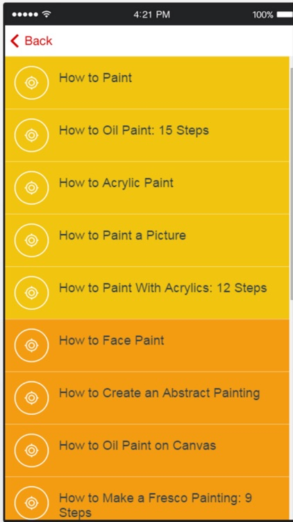 Learn How to Paint With Tips and Tutorials