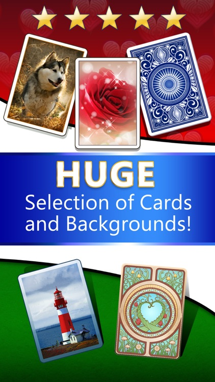Solitaire Deluxe® 16 Pack: Classic, Spider, more screenshot-4
