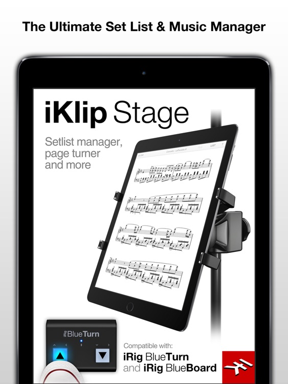 iKlip Stage