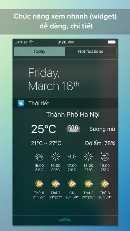 Thoi Tiet screenshot-4