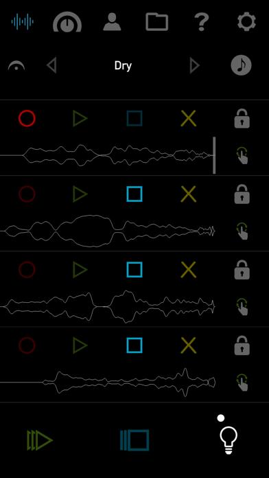 VoiceJam Studio: Live Looper & Vocal Effects Processor