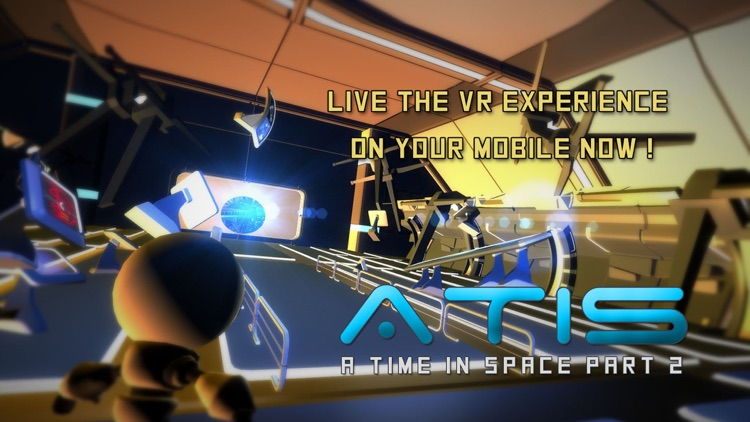 A Time In Space VR Rollercoaster