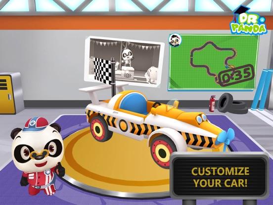 Dr. Panda Racers iPad