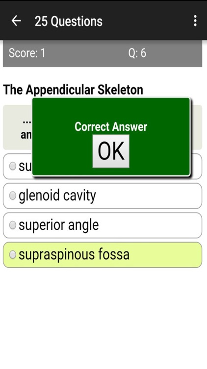 Anatomy & Physiology Review Quiz screenshot-3