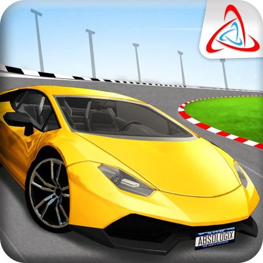 Baixar Turbo sports car racing game - Challenging thumb Car Race 3D 2016 para iOS