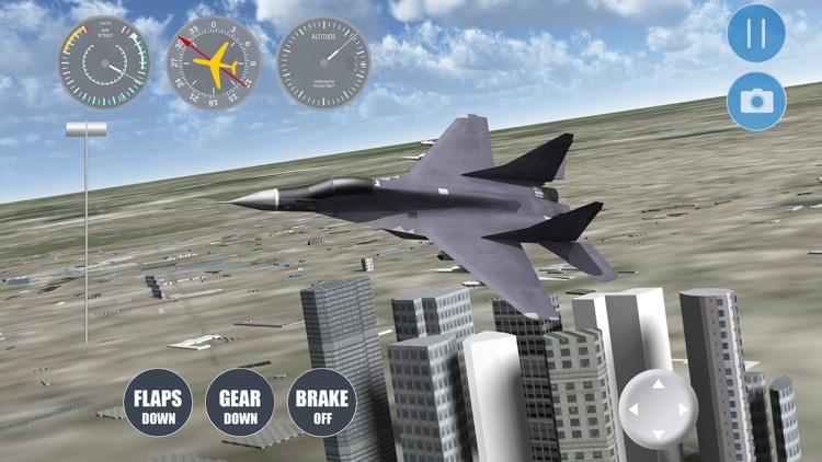 Moscow Flight Simulator