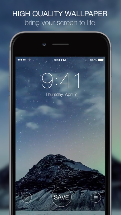 Live Wallpapers for iPhone 6s - Animated Themes and Custom Dynamic Backgrounds screenshot-3