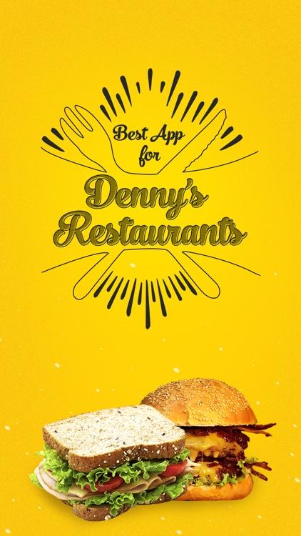 Best App for Denny's Restaurants