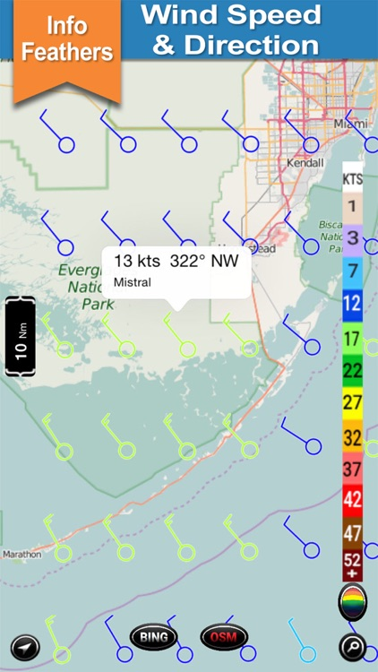 Wind NOAA Forecast for Wind Enthusiasts