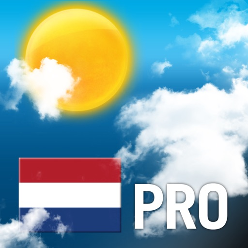 Weather for the Netherlands Pro