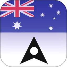 Australia Offline Maps and Offline Navigation