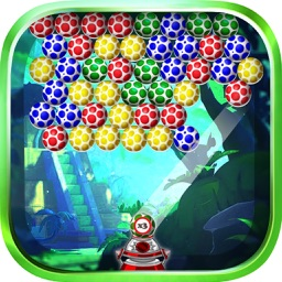 Egg Bubble Hunter game