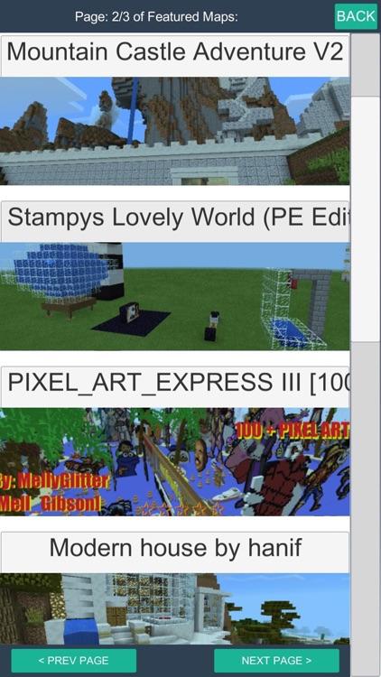 Maps for Minecraft MCPE screenshot-3