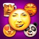 Emoji My Face / Emoji Mi Cara: hacer nuevas stickers caritas personalizados, de su propia foto icon