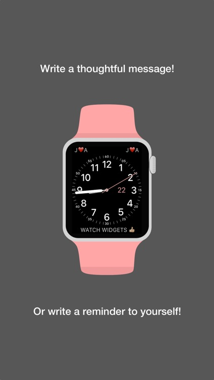 Watch Widgets: Emoji, Text, Icons for Watch Faces screenshot-2