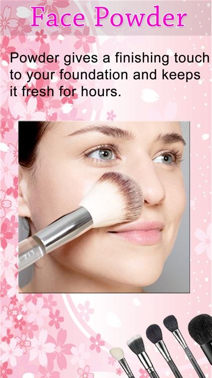 Makeup Contouring screenshot-3