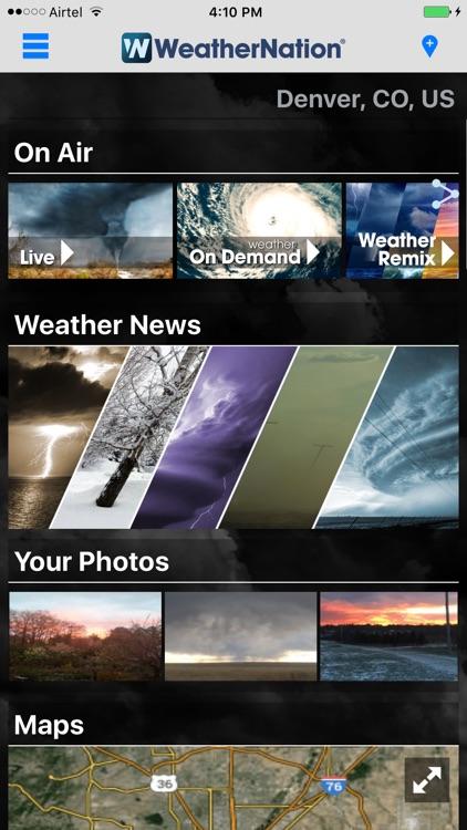 WeatherNation screenshot-3
