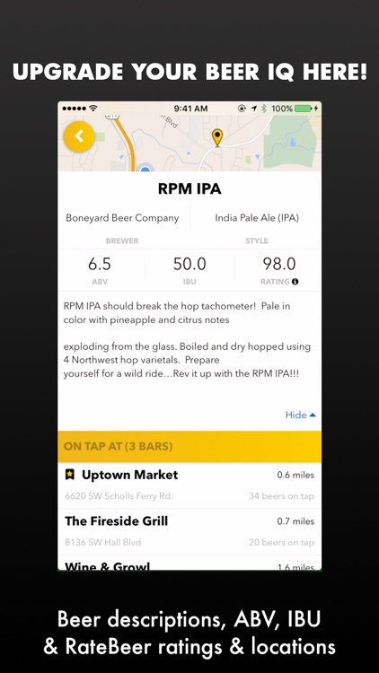 Taplister – Discover Craft Beer