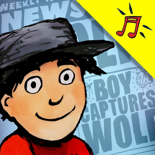 Peter and the Wolf in Hollywood - Moviebook