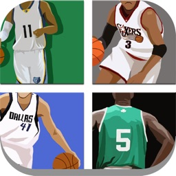 Guess The BasketBall Stars