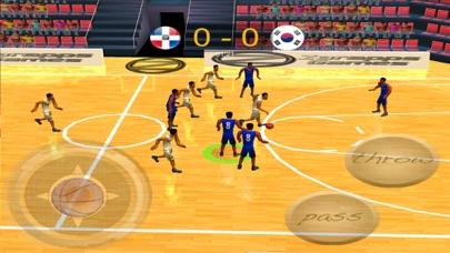 バスケットボール世界2014のスクリーンショット2
