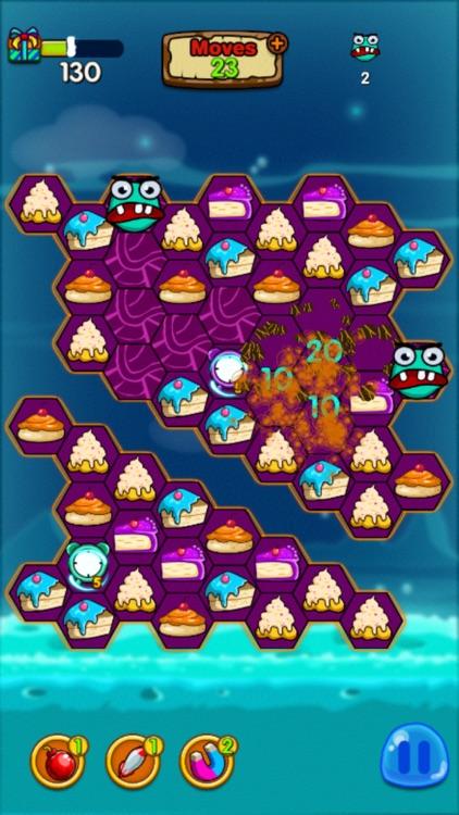 Cookie Helix Smash screenshot-4