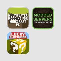 Multiplayer Mods Bundle For Minecraft Pocket Edition