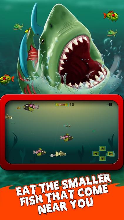 Zombie Mega Shark Attack: Big Fish Revenge