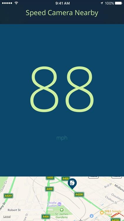 Speedometa - Speed Camera Alerts & GPS Speedometer
