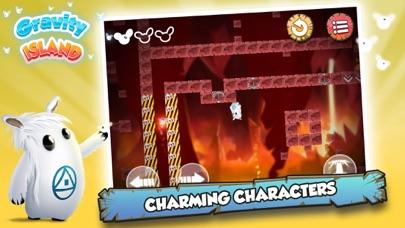 Gravity Island - Shiro's Adventure Screenshot 4